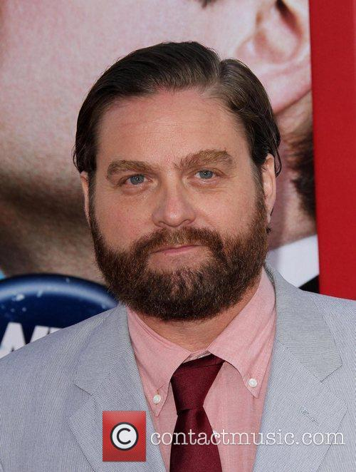 Zach Galifianakis and Grauman's Chinese Theatre 2