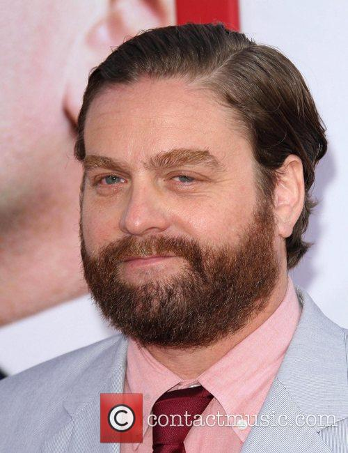 Zach Galifianakis and Grauman's Chinese Theatre 6