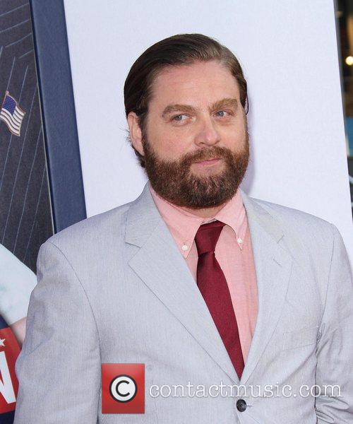 Zach Galifianakis and Grauman's Chinese Theatre 8