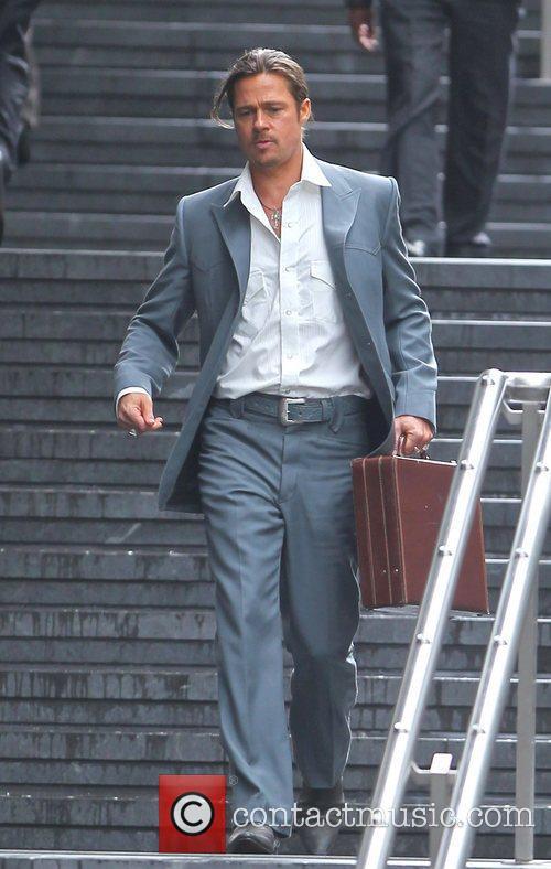 Brad Pitt 25