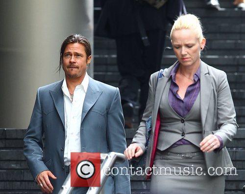 Brad Pitt 30