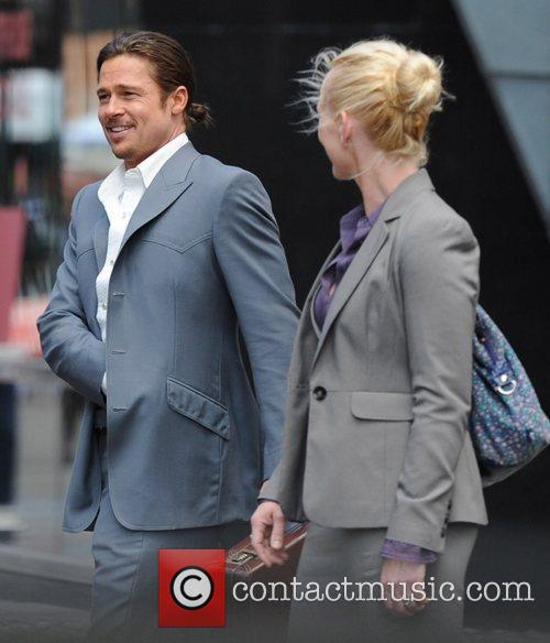 Brad Pitt 34
