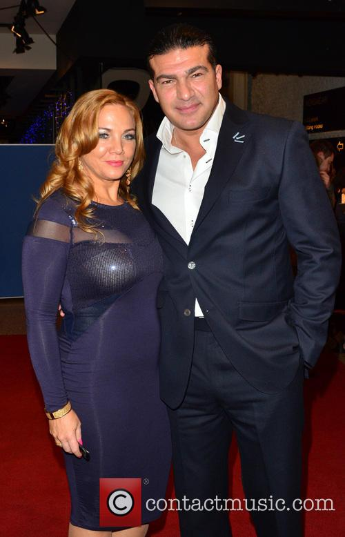 Camilla Storey; Tammer Hassan The Double - UK...