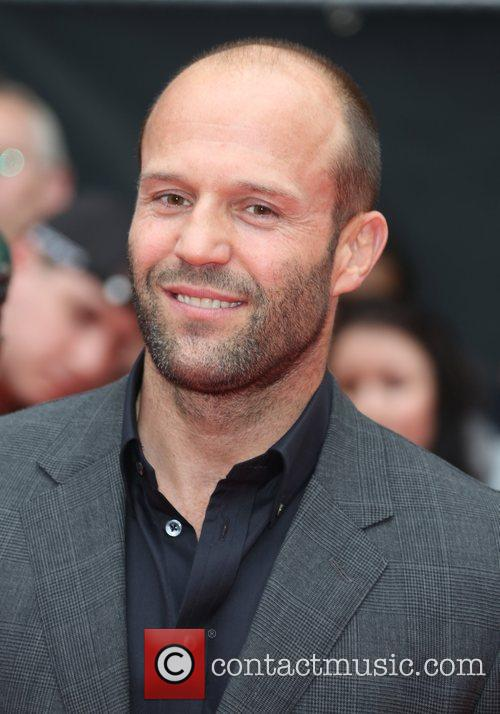 Jason Statham and Empire Leicester Square 4