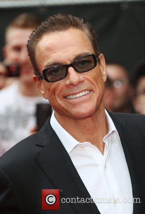 Jean Claude Van Damme and Empire Leicester Square 4