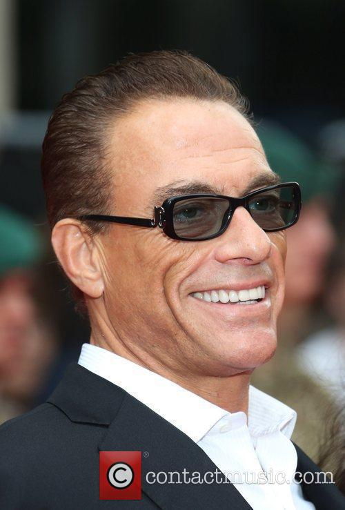 Jean Claude Van Damme and Empire Leicester Square 6
