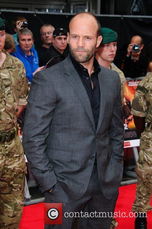 Jason Statham and Empire Leicester Square 1