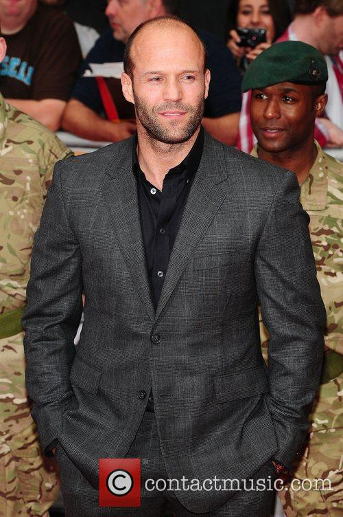 Jason Statham and Empire Leicester Square 2