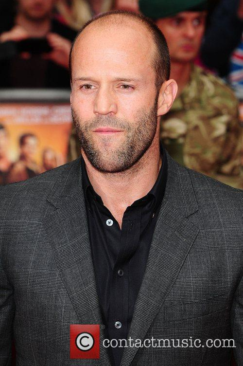 Jason Statham and Empire Leicester Square 3