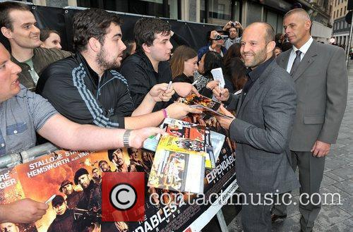 jason statham the expendables 2 uk premiere 4031286