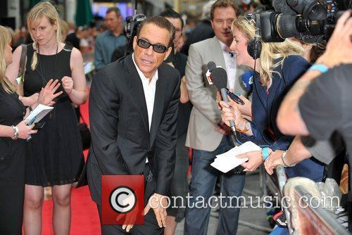 Jean Claude Van Damme and Empire Leicester Square 13