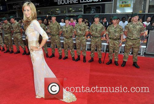 Lady Victoria Hervey and Empire Leicester Square 10