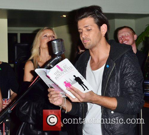 Ollie Locke Jean Smith 'The Flirt Interpreter' book...