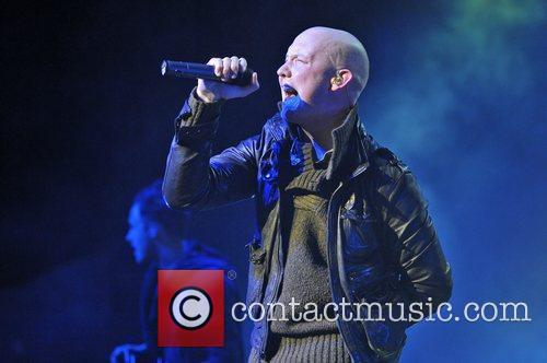 The Fray performs live in concert at the...