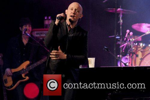 Isaac Slade  The Fray performs at The...