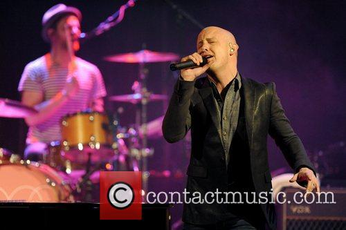 The Fray performs at The Opera House