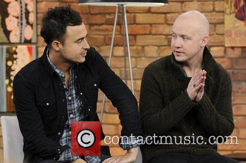 The Fray appears on The Marilyn Denis show...