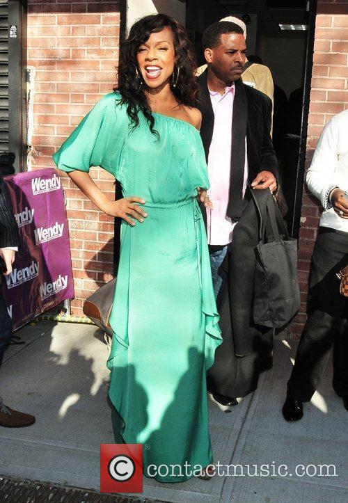 Wendy Robinson The cast of BET's 'The Game'...