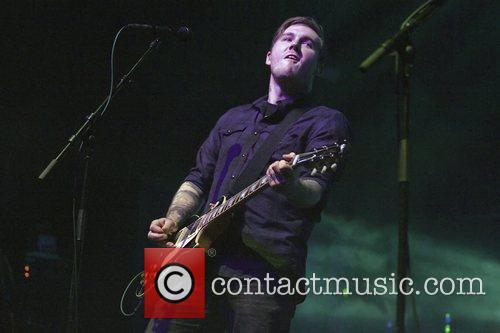 Brian Fallon and The Gaslight Anthem 6