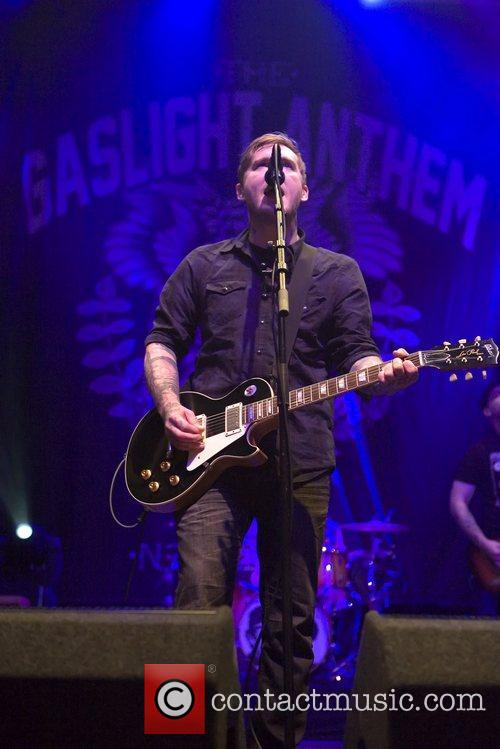 The Gaslight Anthem Performing
