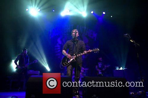 Brian Fallon and The Gaslight Anthem 9