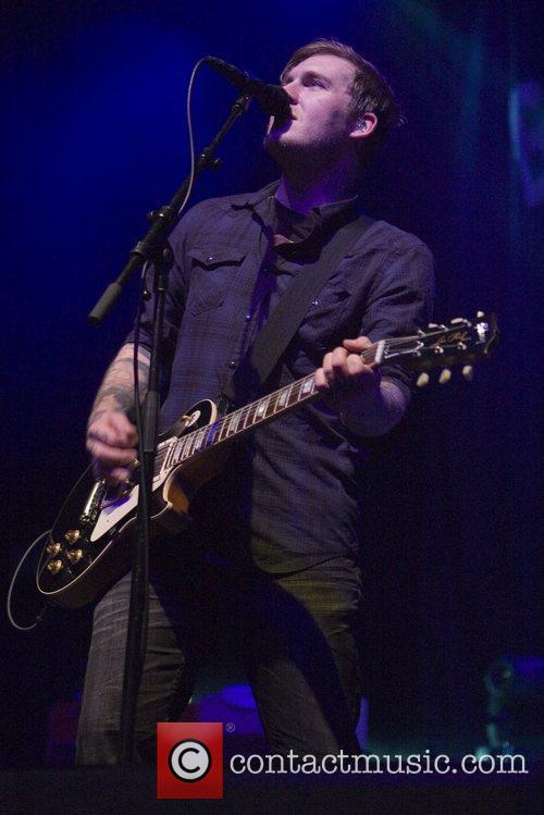 Brian Fallon and The Gaslight Anthem 5