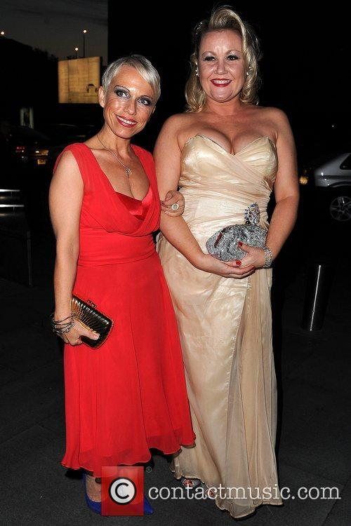 Lisa George and Sue Devaney The Genesis Ball...