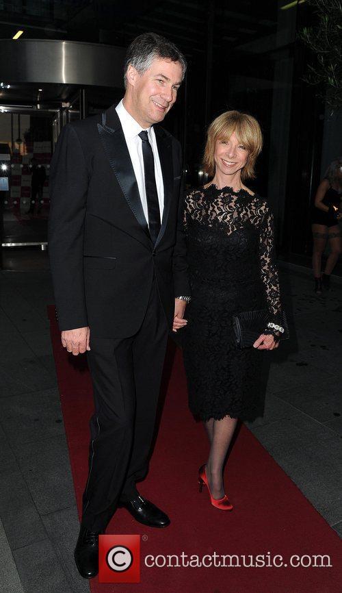 Michael Angelis and Helen Worth The Genesis Ball...