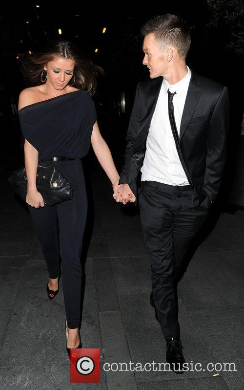 Brooke Vincent and Josh Mceachran 3