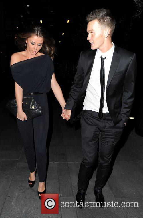 Brooke Vincent and Josh Mceachran 1
