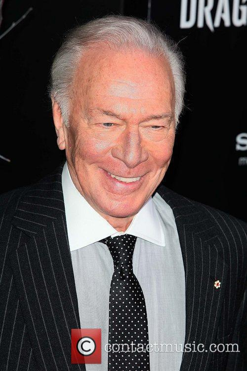Christopher Plummer New York premiere of 'The Girl...