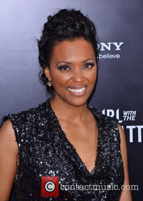 Aisha Tyler  The Girl With The Dragon...
