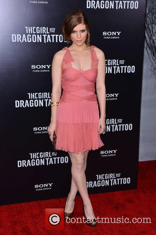 Kate Mara  The Girl With The Dragon...