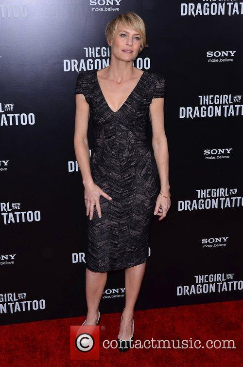 Robin Wright  The Girl With The Dragon...