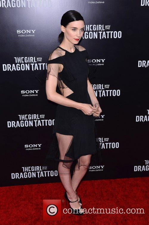 rooney mara the girl with the dragon 3657729