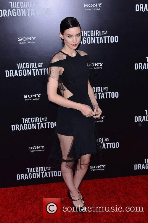 Rooney Mara and Robin Wright 3