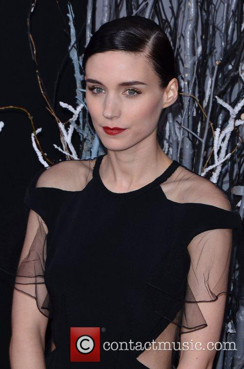 Rooney Mara  The Girl With The Dragon...