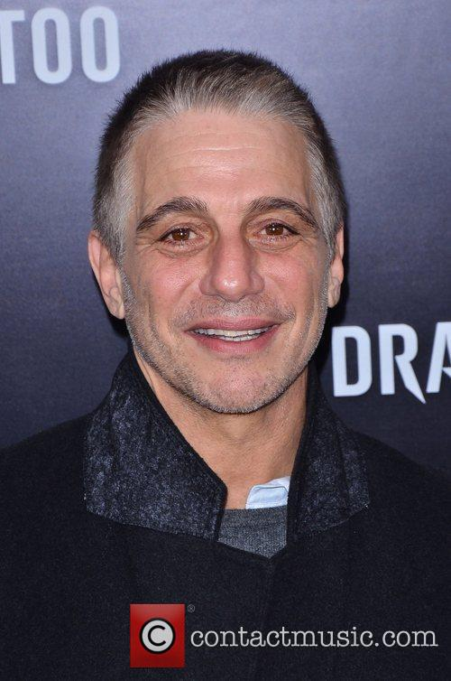 Tony Danza  The Girl With The Dragon...