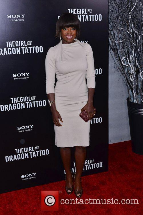 Viola Davis  The Girl With The Dragon...