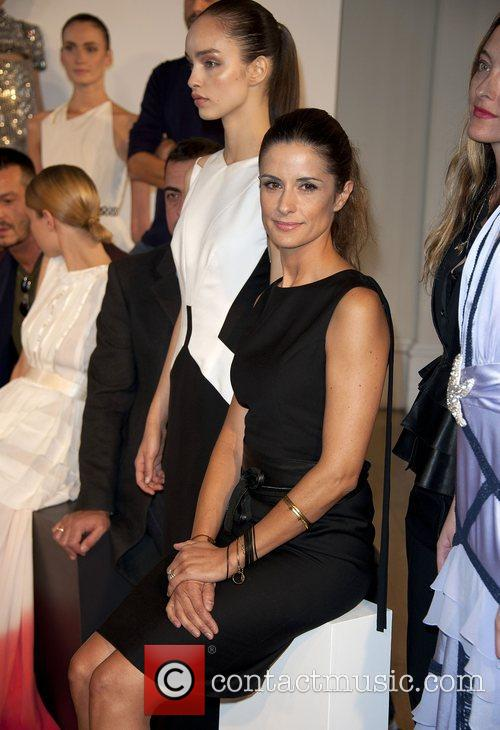 Livia Firth 'Green Cut' Launch and Photocall at...