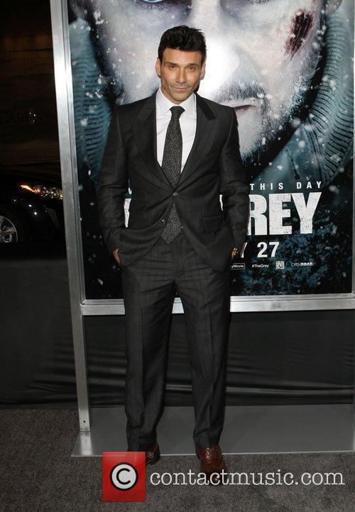 The World Premiere Of The Grey