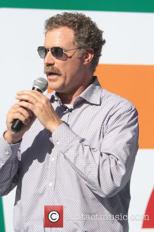 Will Ferrell, Charity and The Grove 7