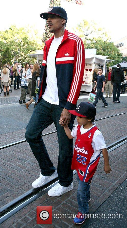 Matt Barnes, Clippers, The Grove