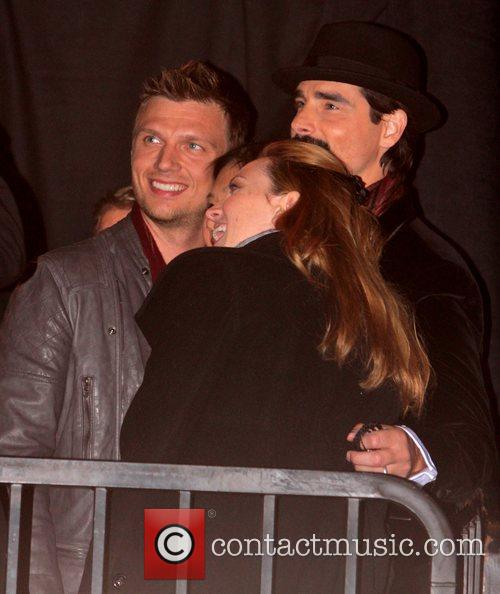 Nick Carter and Kevin Richardson 3