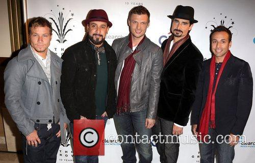 Backstreet Boys, A, L-r, Brian Littrell, J. Mclean, Nick Carter, Kevin Richardson and Howie Dorough 4