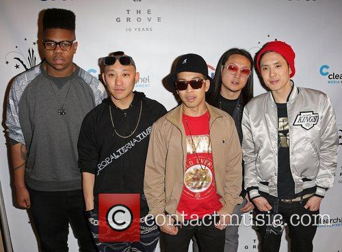 Hip-hop and Far East Movement 3