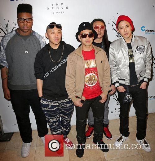 Hip-hop and Far East Movement 2