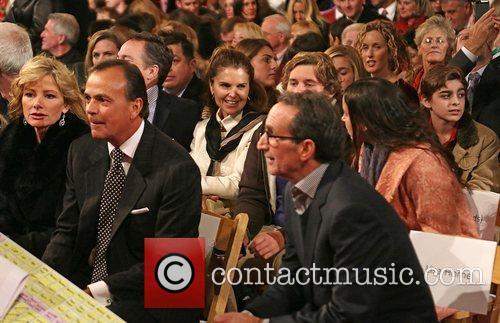 Rick J. Caruso and Maria Shriver 2