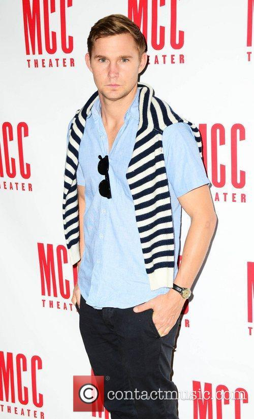 Brian Geraghty 'The Heart of the Matter' cast...