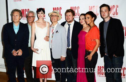 Cast members 'The Heart of the Matter' cast...